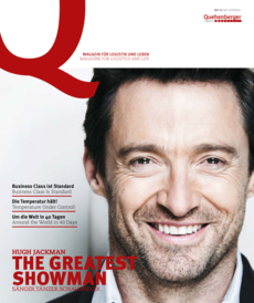 Q Magazine for Logistics and Life 1/2019