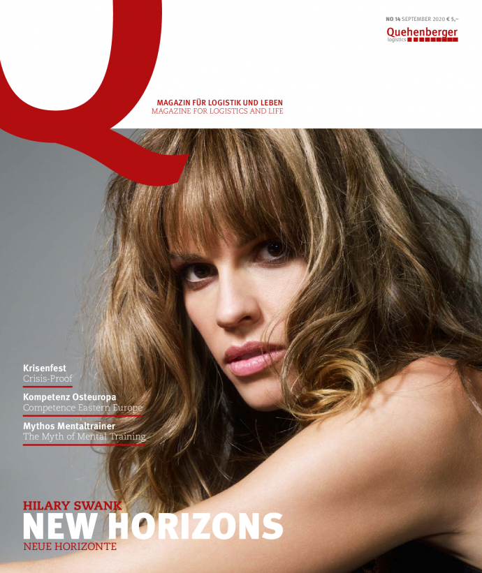 Q Magazine for Logistics and Life 1/2020