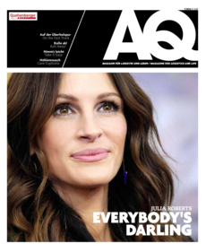 AQ Magazine for Logistics and Life 1/2016